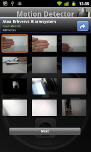 Motion Detector Pro- screenshot thumbnail