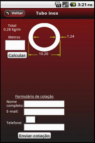 Açotubo- screenshot