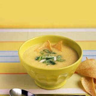 Creamy Corn Soup.