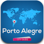 Porto Alegre Guide Hotels Map