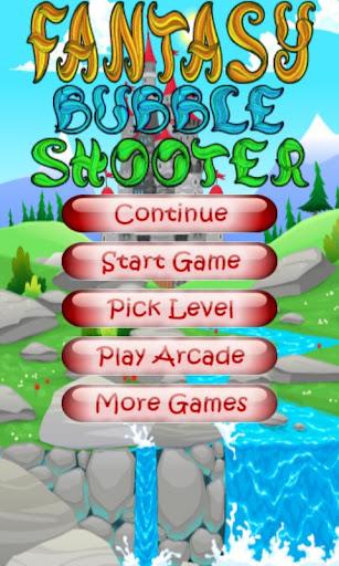 Fantasy Bubble Shooter