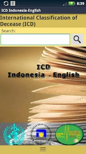 ICD 10 Indonesia-English 醫療 App-愛順發玩APP