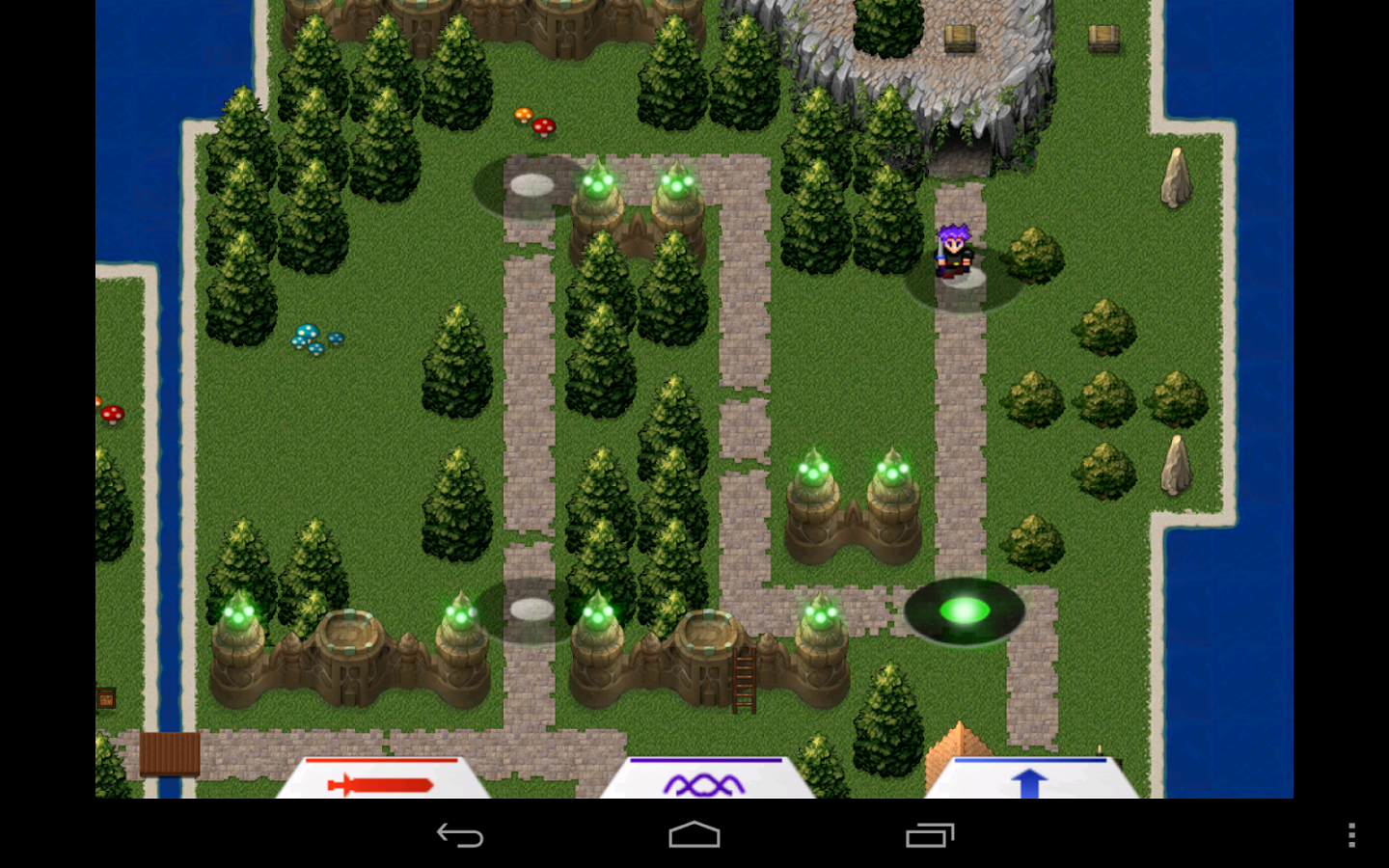 Bio Sword Saga Lite- screenshot