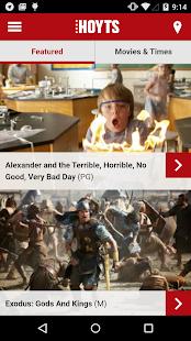 Hoyts Cinema - screenshot thumbnail