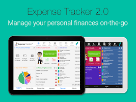 Screenshot of Expense Tracker 2.0 - Finance