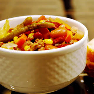 Italian Vegetable Soup.