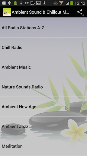 Ambient Sounds Chillout Radio