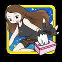 휴지도둑 (RSS 플레이어) icon