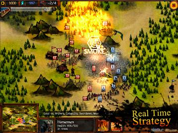 Autumn Dynasty - RTS Screenshot 8