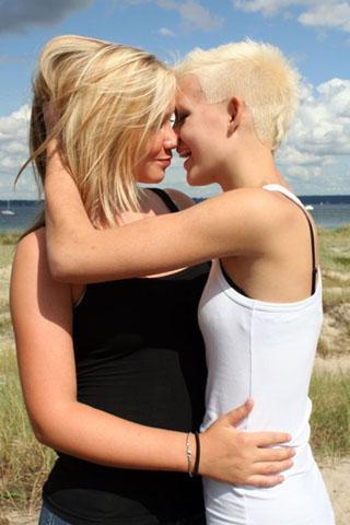 Lesbian dating singles