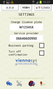 paperless.Parking -  Vienna - screenshot thumbnail