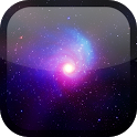Space Stars Live Wallpaper icon