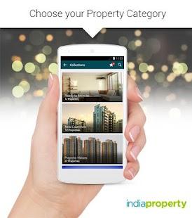 India Property Real Estate App - screenshot thumbnail