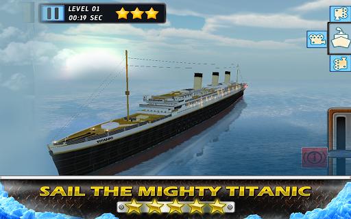 Titanic Escape Crash Parking