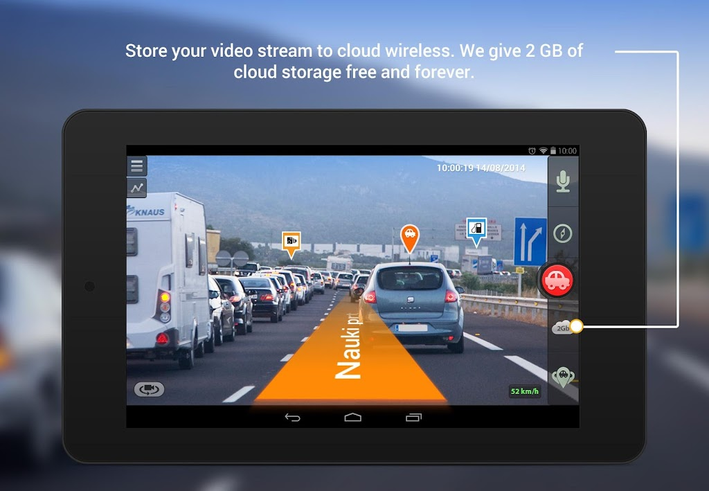 Download Camonroad Car Dvr Ar Driver Assistance Apk Latest Version