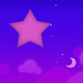 Flying Stars Live Wallpaper