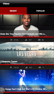 Trey Songz - screenshot thumbnail
