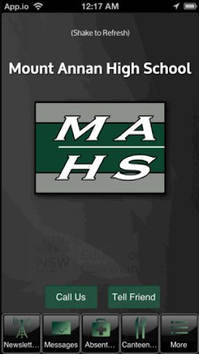 Mount Annan High School