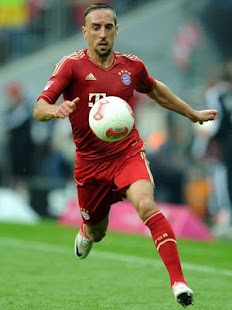 Franck Ribery Wallpaper - screenshot thumbnail