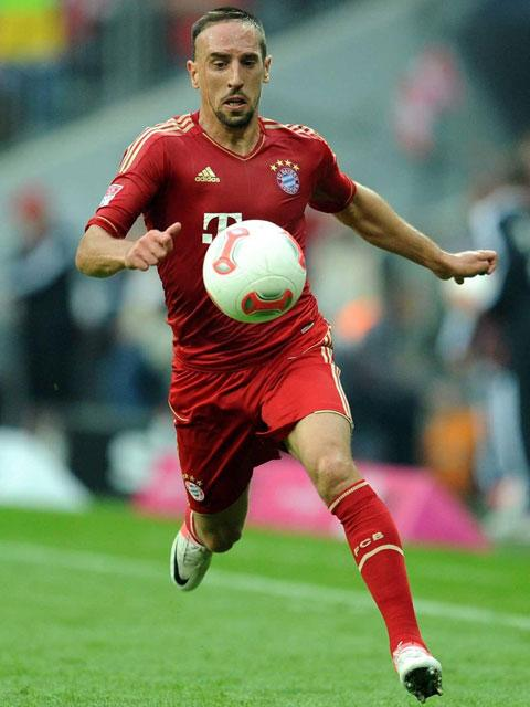 Franck Ribery Wallpaper - screenshot