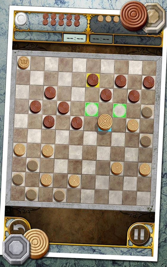 Checkers 2- screenshot