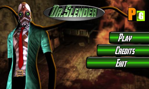 Dr.Slender Episode 1 Escape