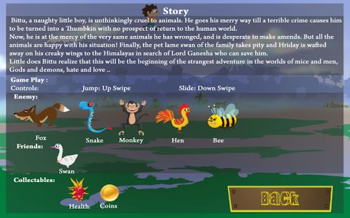 adventure hero - náhled