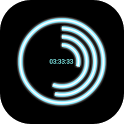 Neon Clock Live Free Wallpaper icon