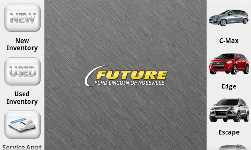 Future Ford Lincoln Roseville