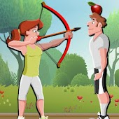 Fruit Archery - Apple Shooting