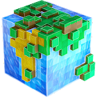 WorldCraft : 3D Build & Craft icon