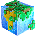 WorldCraft : 3D Build & Craft 2.6 (Mod Money)