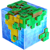 WorldCraft: 3D Blocks Craft PE