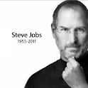 RIP Steve Jobs logo