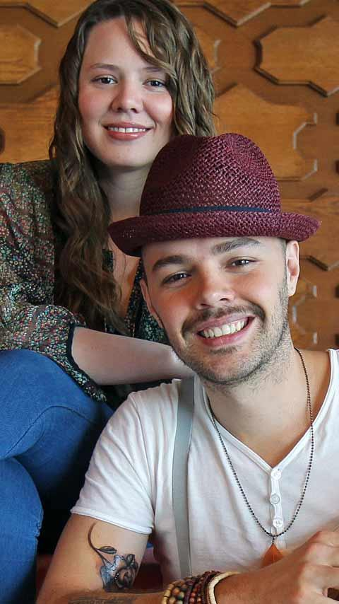 Jesse y Joy Live Wallpaper - screenshot