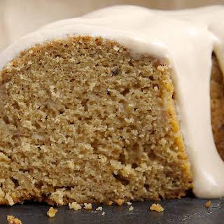 Spiced Pear Cake.