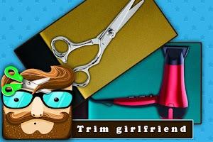 Screenshot of Simulator Hairdresser