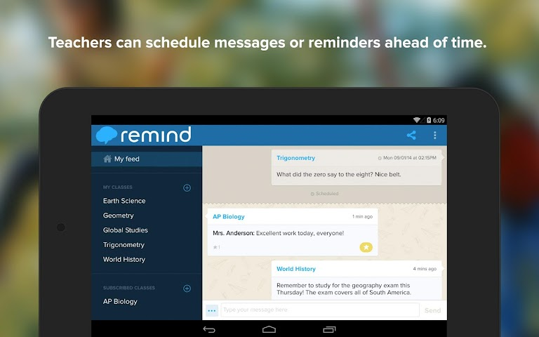 android Remind Screenshot 7