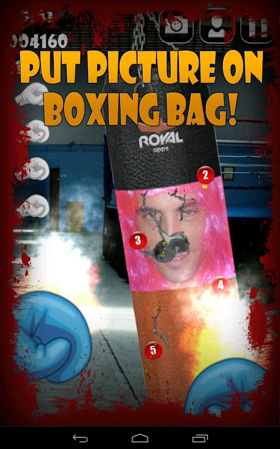 Boxing Bag Free- screenshot