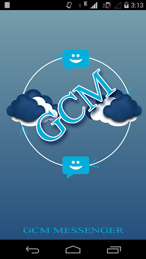 GCM Messanger