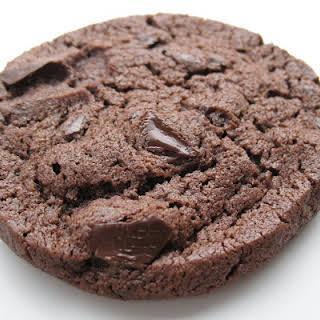 Gluten-Free Chocolate Sablés.