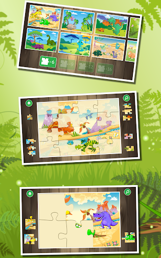 Dino Jigsaw Puzzle for Kids