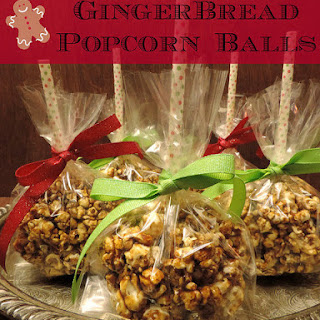 Popcorn Balls & Holiday Traditions!