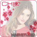 Chic Hair Studio logo
