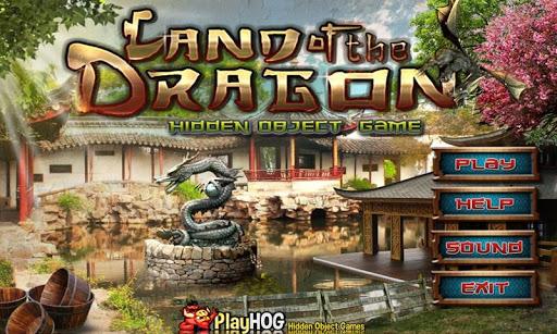 Dragon Land Find Hidden Object