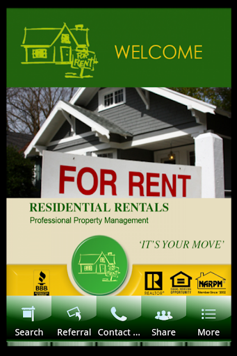 Residential Rentals NC