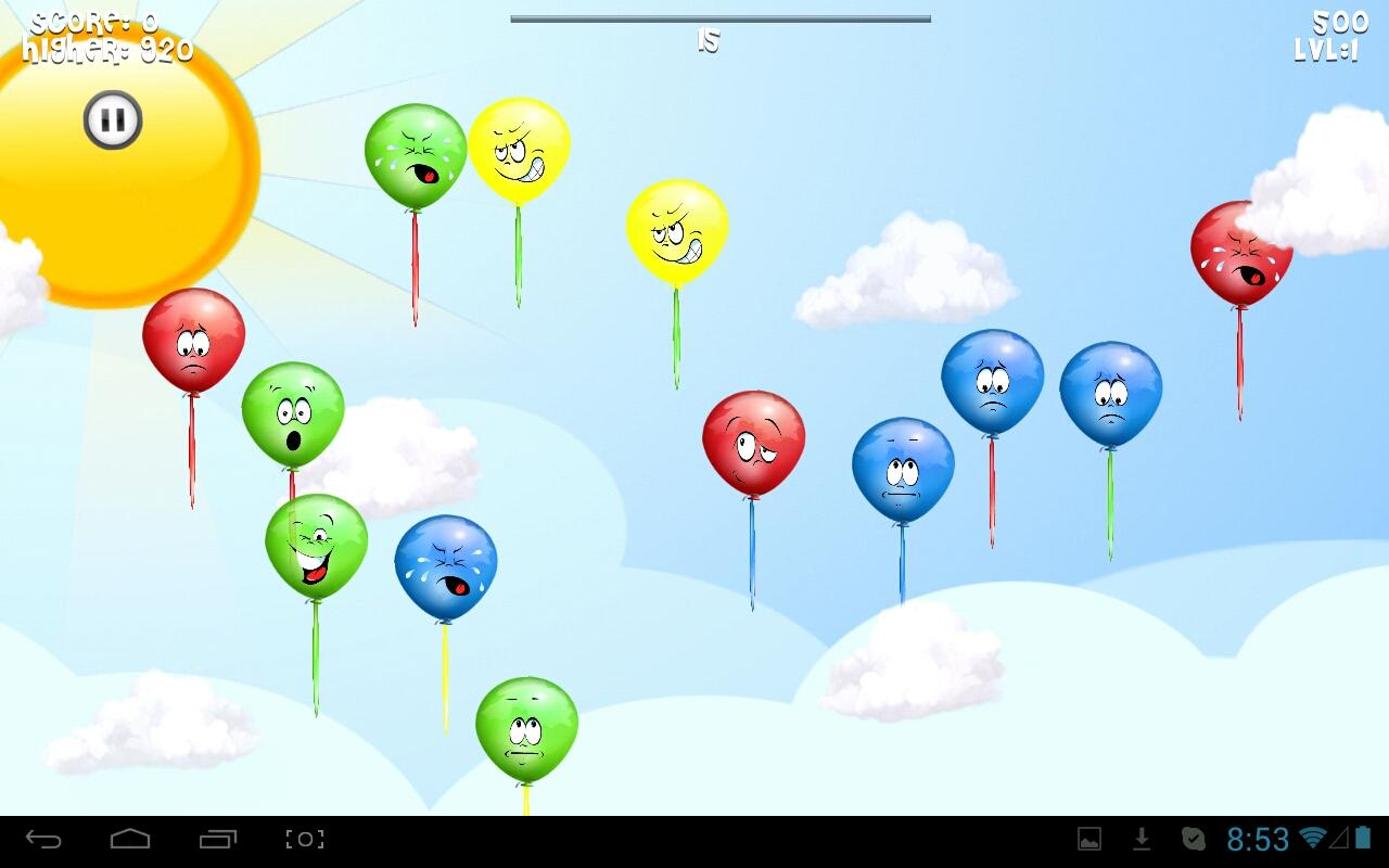 Pop Party - screenshot