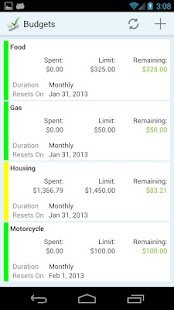 ClearCheckbook MoneyManagement - screenshot thumbnail