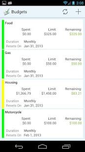ClearCheckbook MoneyManagement- screenshot thumbnail