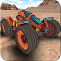 Doom Buggy 3D Racing icon